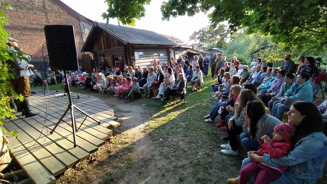 Кино и театр дополнили музыку в новом сезоне проекта «Усадебник» в Ярославской области