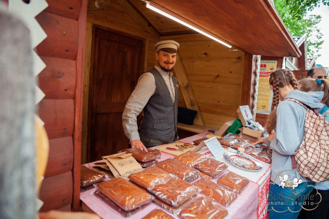 В Ярославской области создали пряник на основе рецепта IX века