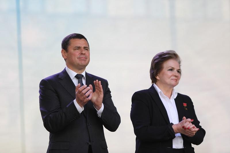 Дмитрий Миронов принял участие в торжествах в честь 950-летия Рыбинска
