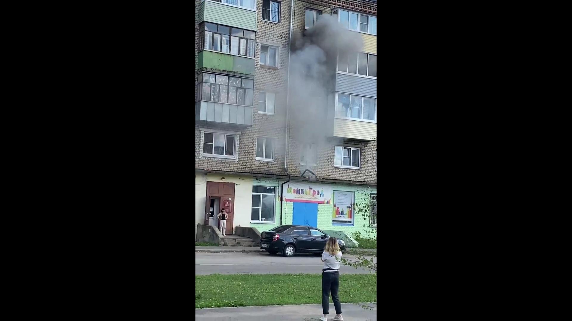 В Рыбинске из-за взорвавшегося холодильника в беде оказались женщина с ребенком