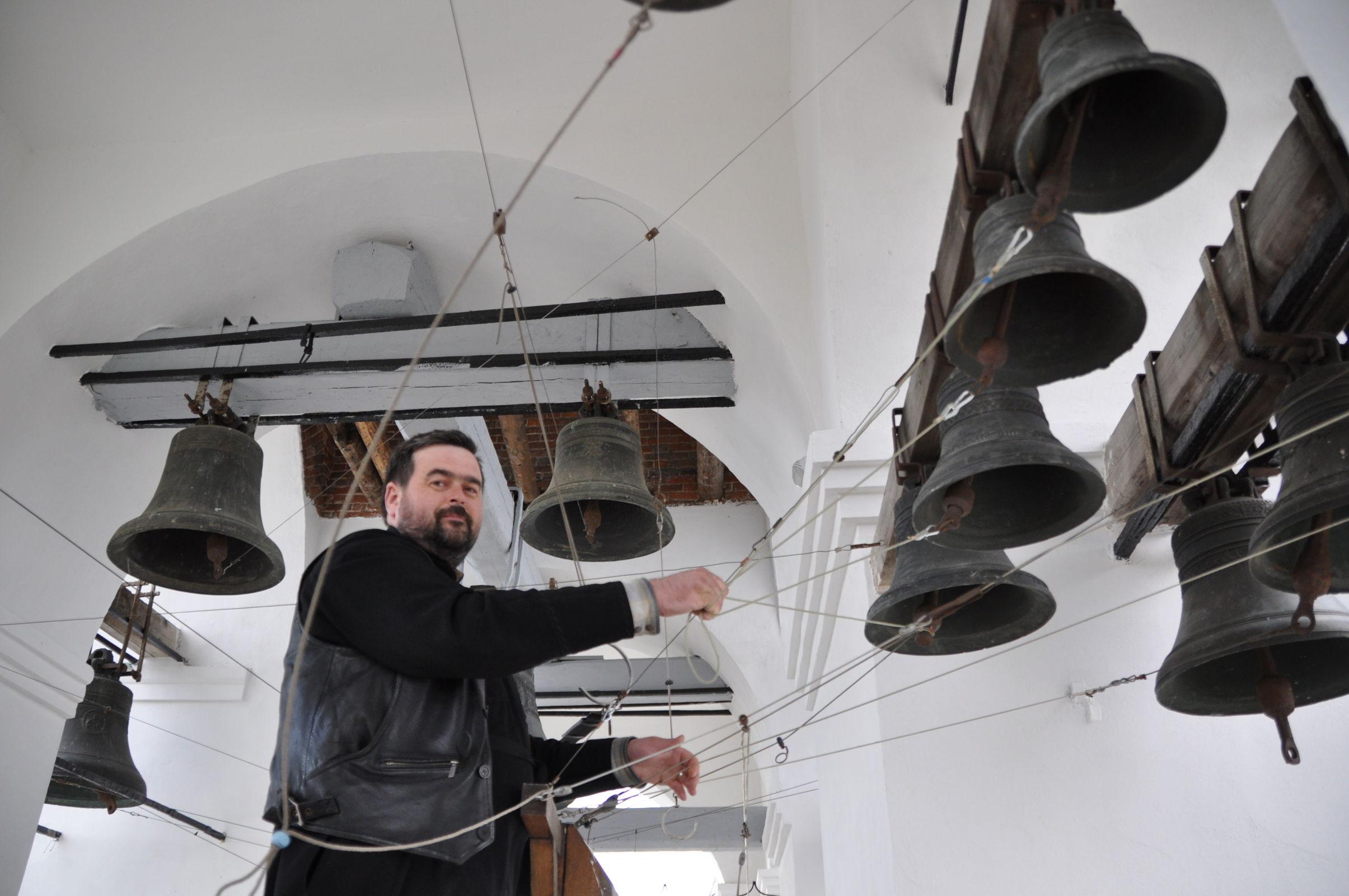 Фестиваль искусств «Преображение» в этом году посвящен колоколам