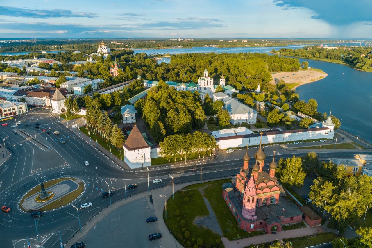Ярославская область вошла в четверку регионов-лидеров России по развитию туристического потенциала