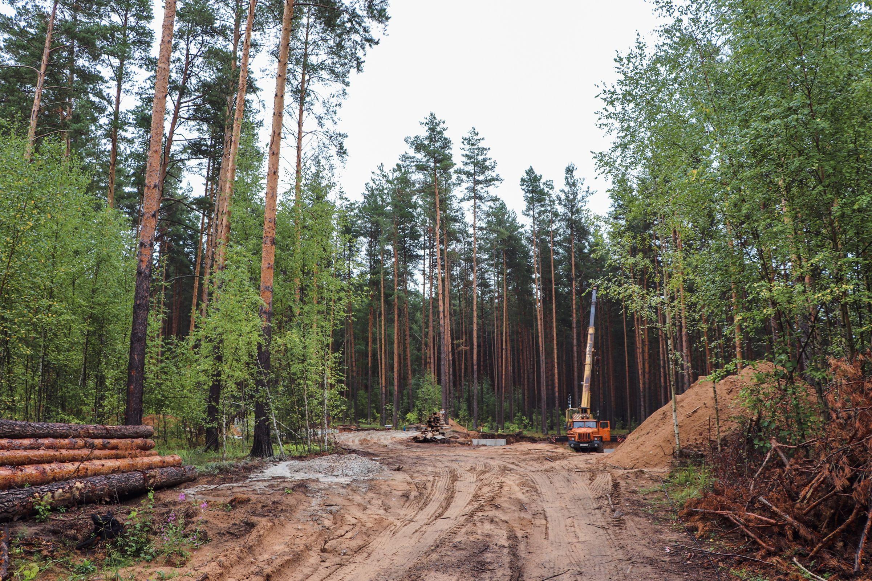 Юристы назвали законным строительство поселка рядом с Прусовскими карьерами