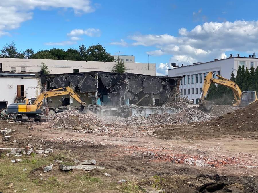 Здание фабрики-кухни в Рыбинске признали неподлежащим восстановлению
