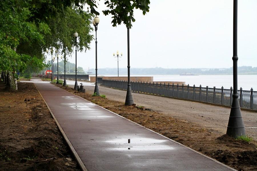 В Рыбинске проложат велосипедную дорожку от улицы Бородулина до стадиона «Сатурн»
