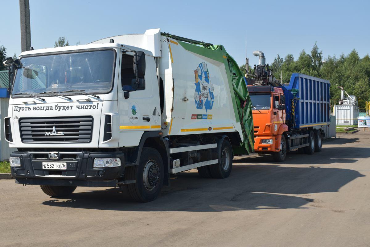 В Ярославской области более 50 процентов отходов проходят сортировку