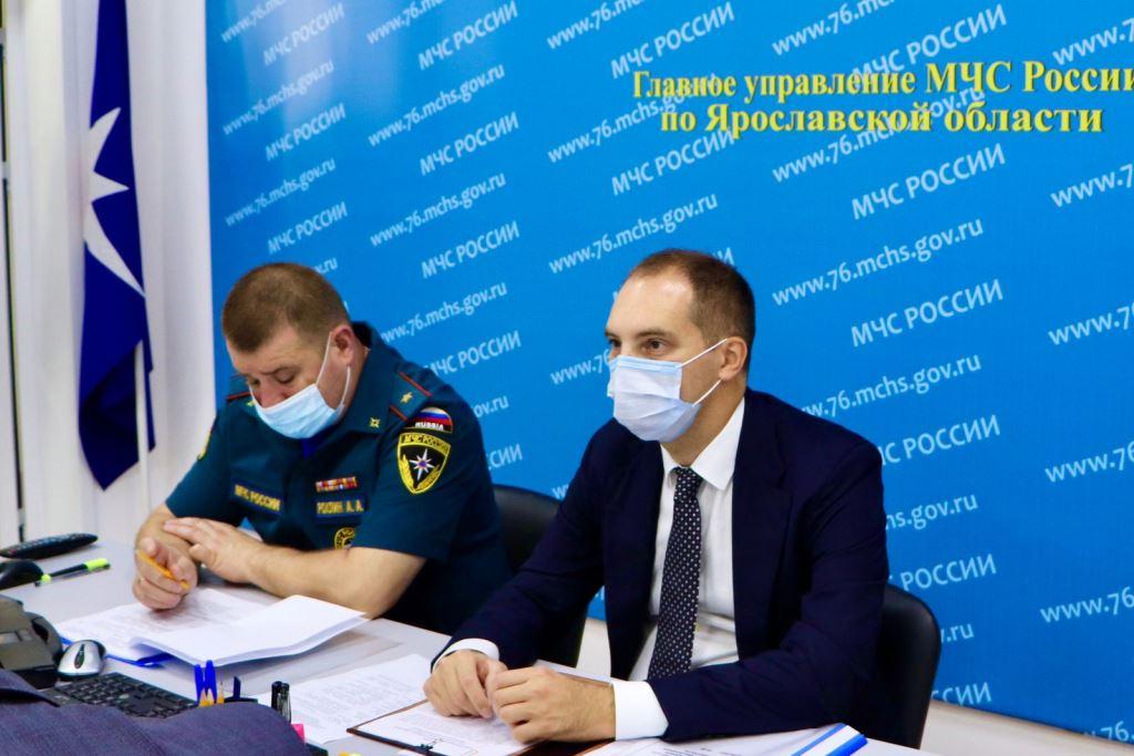 Все образовательные организации Ярославской области оснастили автоматической пожарной сигнализацией