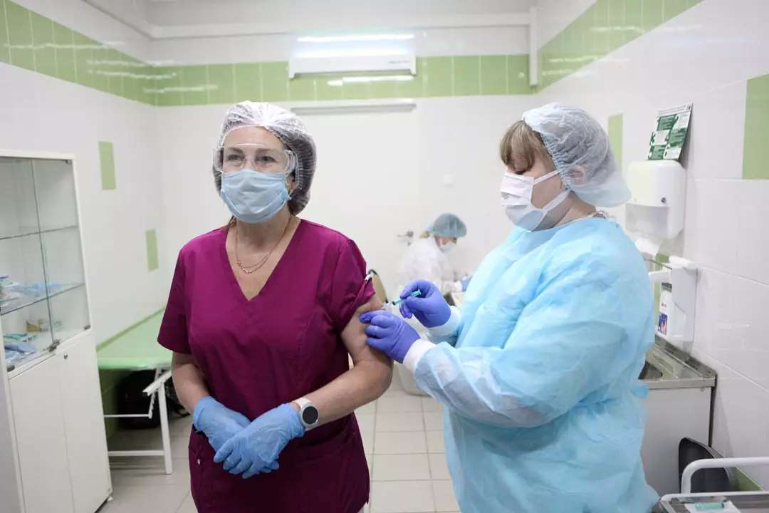 Дмитрий Миронов: количество вакцинированных ярославцев за месяц выросло на две трети