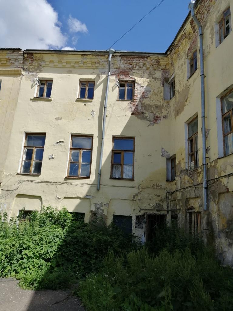 Мэрия объявила о продаже дома Трефолева в центре Ярославля почти за 25 миллионов рублей