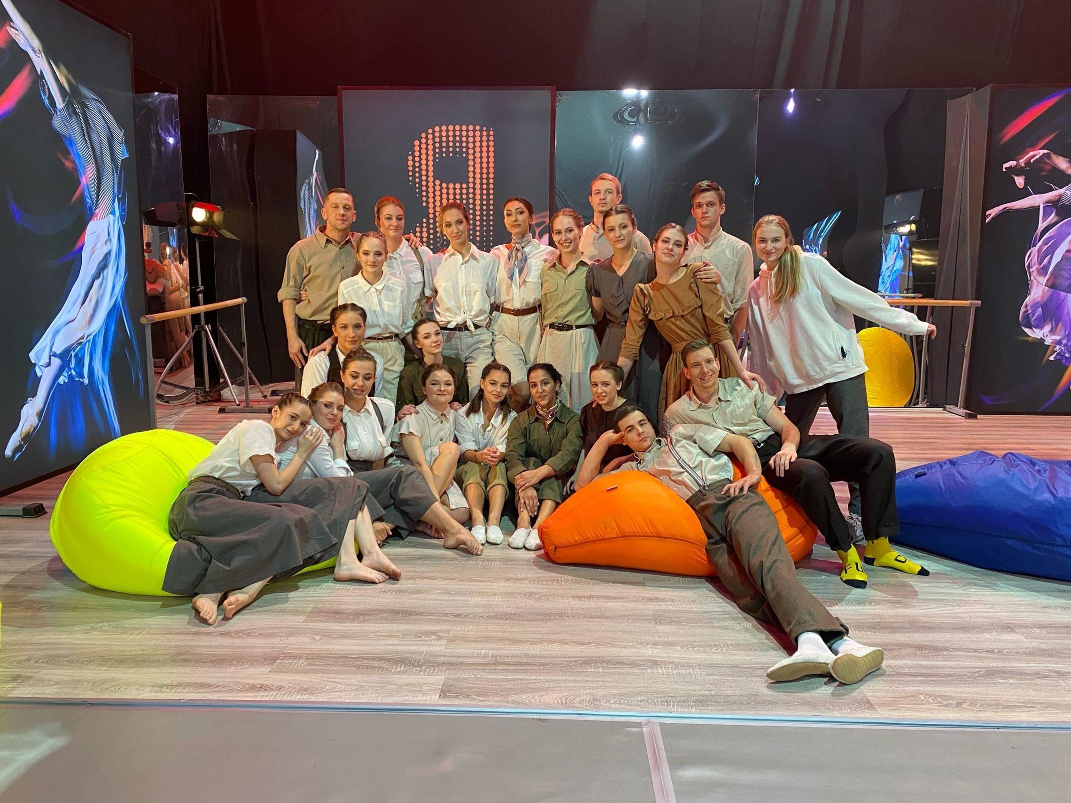 Ярославцы прошли в финал танцевального телепроекта на Первом канале