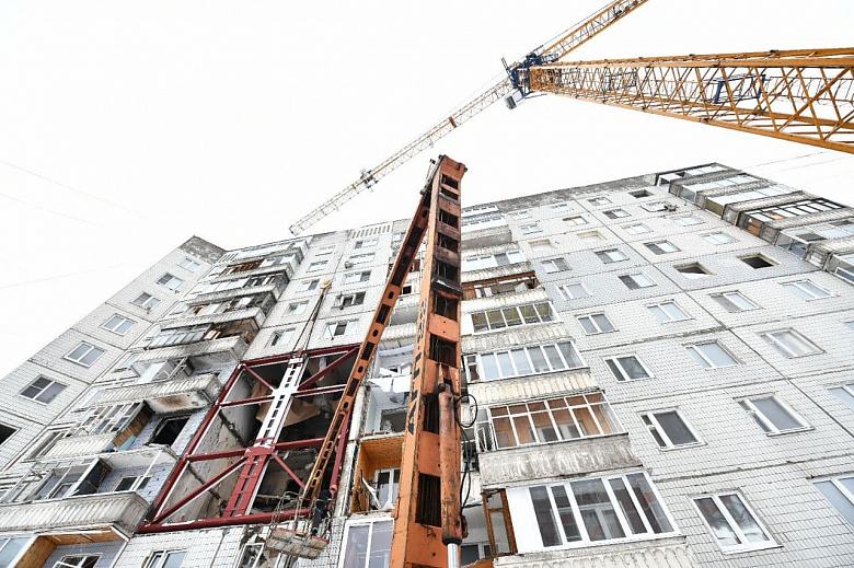 В Ярославле шесть семей из взорвавшегося дома на улице Батова отказались от получения выплат