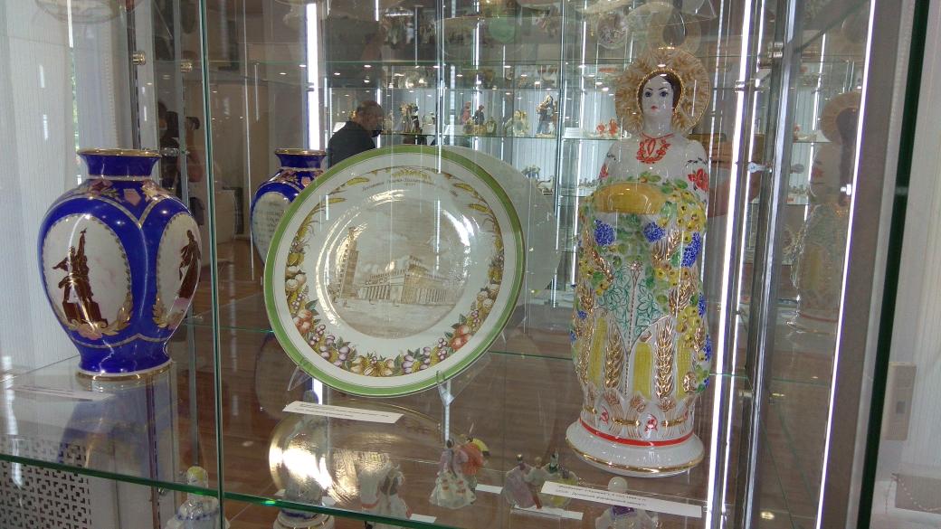 Ярославский музей одним из первых представил коллекцию в Доме музеев на ВДНХ