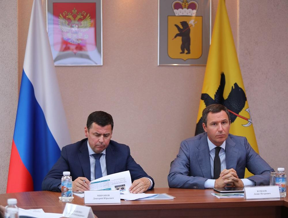 Дмитрий Миронов: Ярославский регион намерен войти в пилотный проект по модернизации системы обращения с отходами