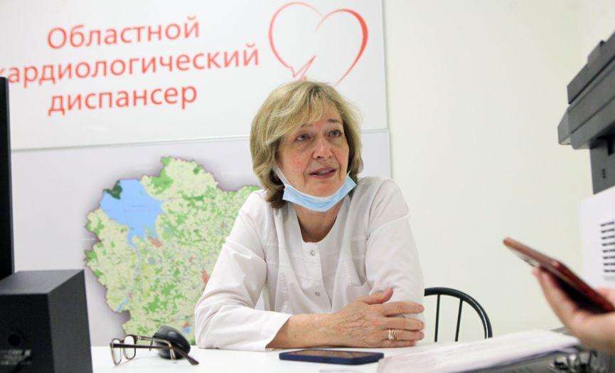 Более 200 тысяч ярославцев на учете у кардиолога: доктор медицинских наук рассказала, как предотвратить проблемы с сердцем