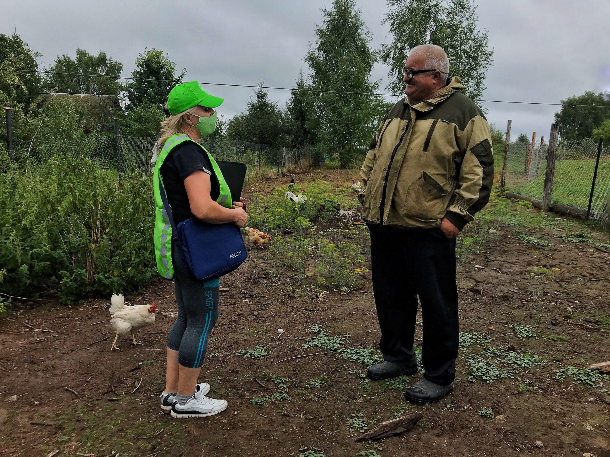 Соберут сведения о сотнях тысяч участков: как проходит сельскохозяйственная микроперепись в Ярославской области