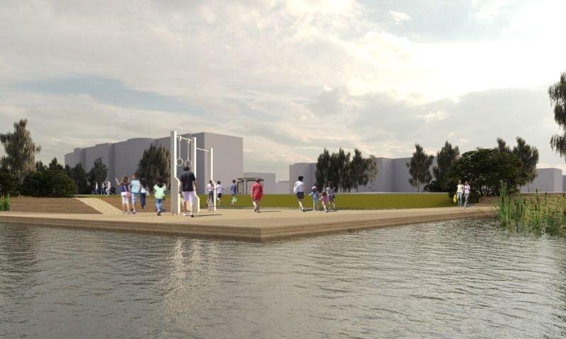 В этом году в Ярославле планируют начать благоустраивать территорию «Озерной гривки»