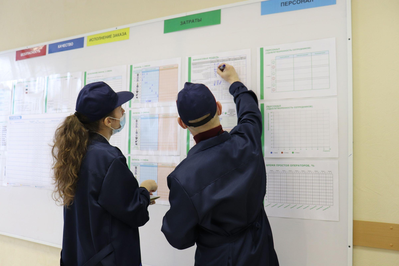 Более 270 сотрудников предприятий Ярославской области обучили инструментам бережливого производства