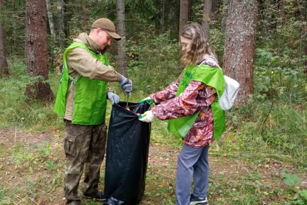 Ярославцы участвуют в экологическом марафоне «Дни зеленых действий»