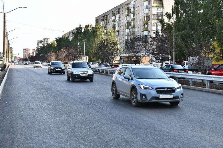 В Ярославле обещают завершить ремонт на проспекте Машиностроителей на следующей неделе