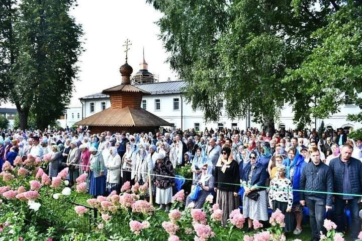 В Ярославле отметили Толгин день