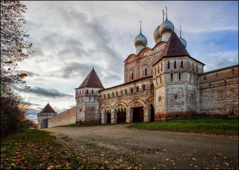 Вопрос реставрации ансамбля Борисоглебского монастыря прорабатывается совместно с Министерством культуры РФ