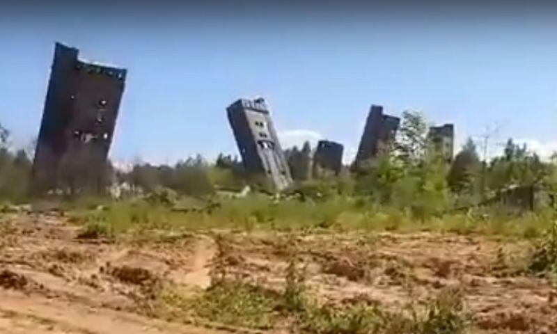 В Рыбинске взорвут башню старого элеватора