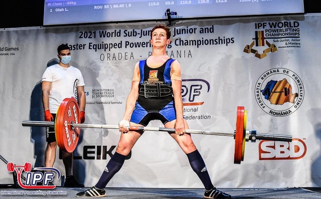 Ярославна Ольга Бычкова завоевала серебро на первенстве мира по пауэрлифтингу