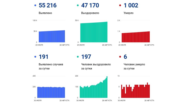 Более тысячи жителей Ярославской области умерли от коронавируса за период пандемии