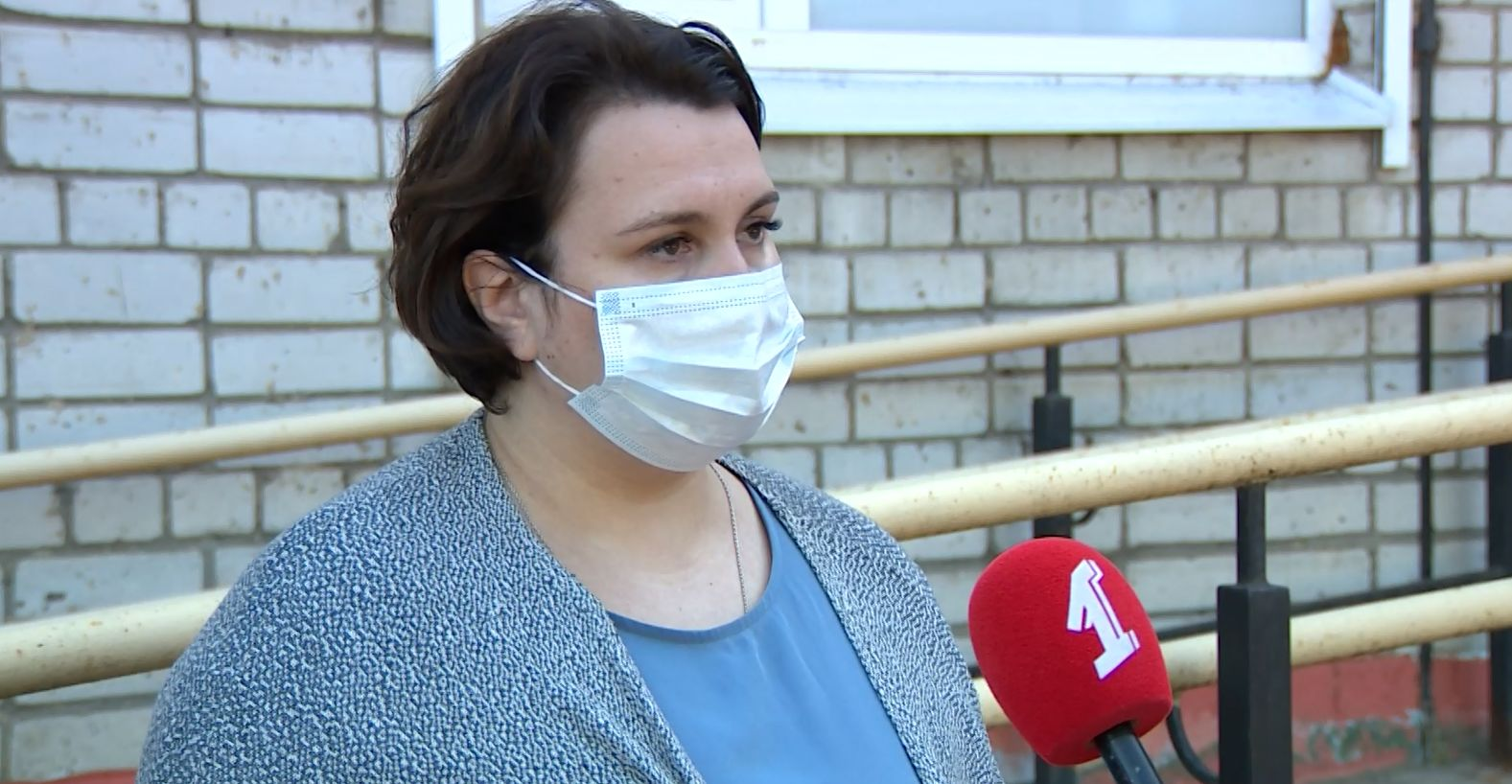 И.о. главврача больницы в Ярославле рассказала о героизме медиков во время задымления