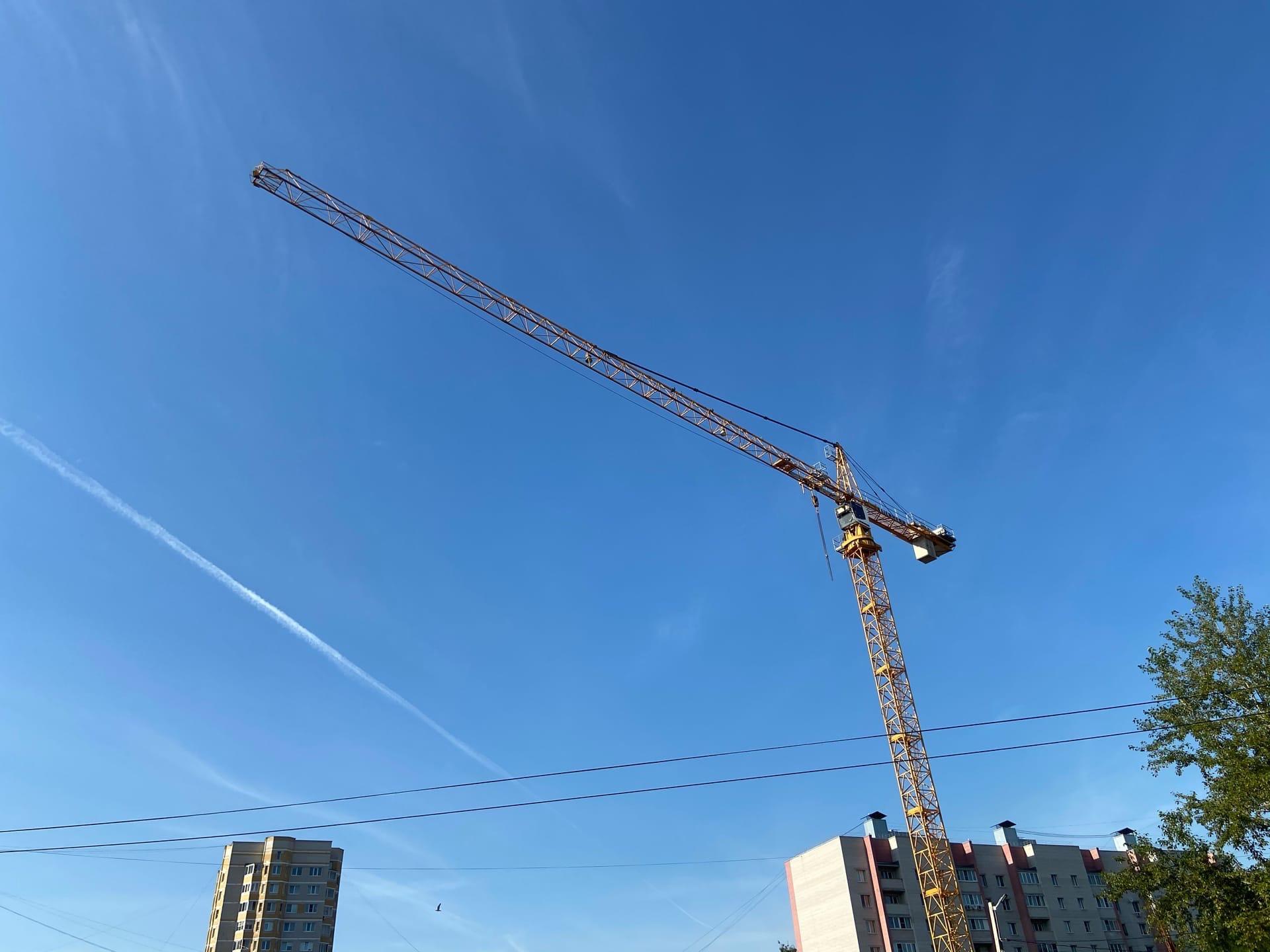 Более 530 тысяч квадратных метров жилья ввели в Ярославской области за восемь месяцев