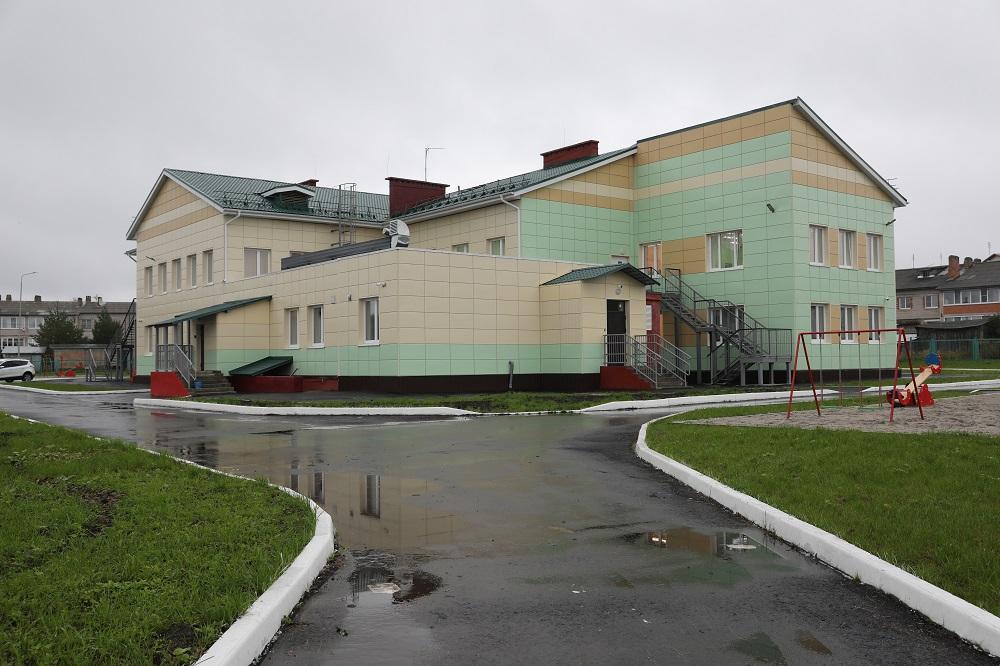 Дмитрий Миронов открыл новый детский сад в Пошехонском районе