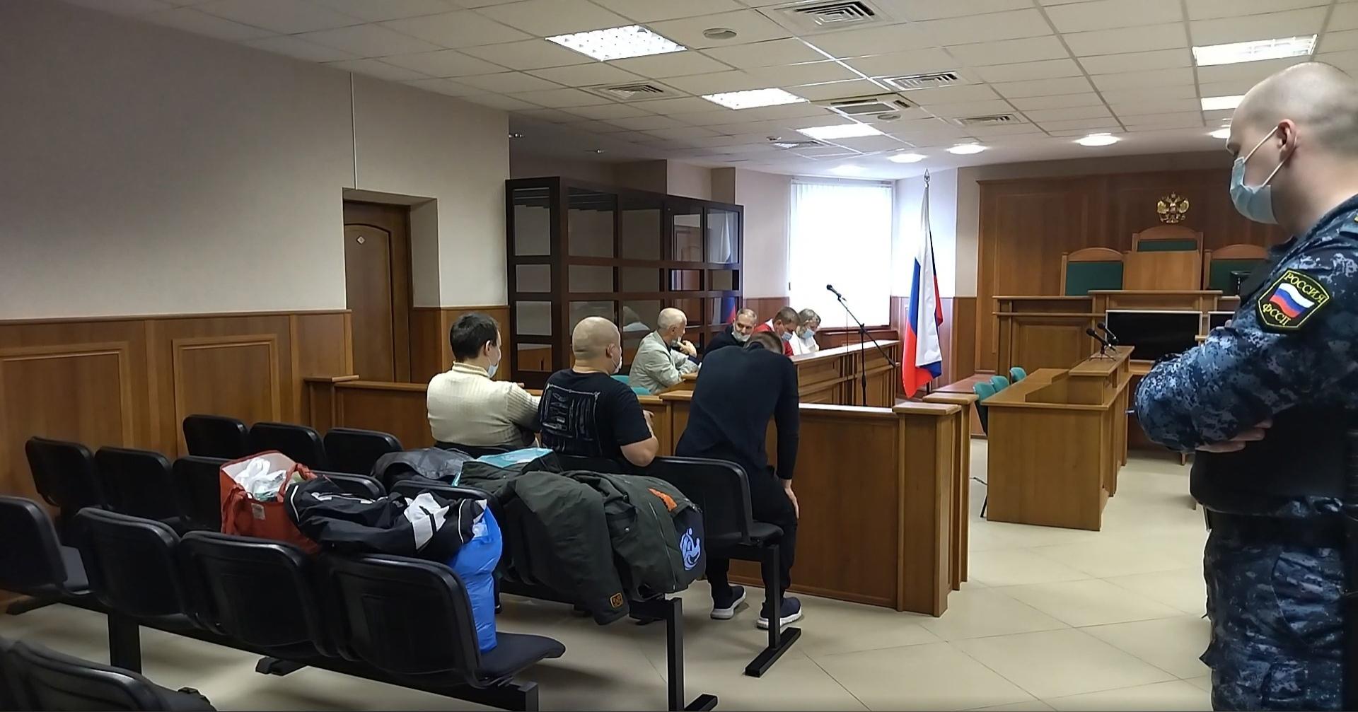 Ярославский областной суд признал троих мужчин виновными в убийстве двух человек