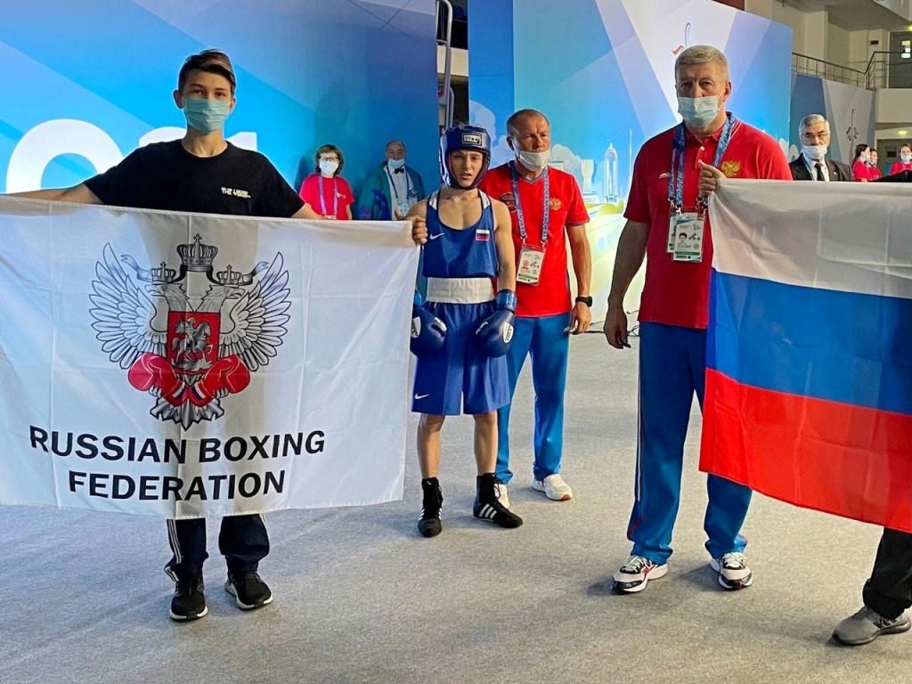Ярославский боксер триумфально выступил на первых Играх стран Содружества Независимых Государств