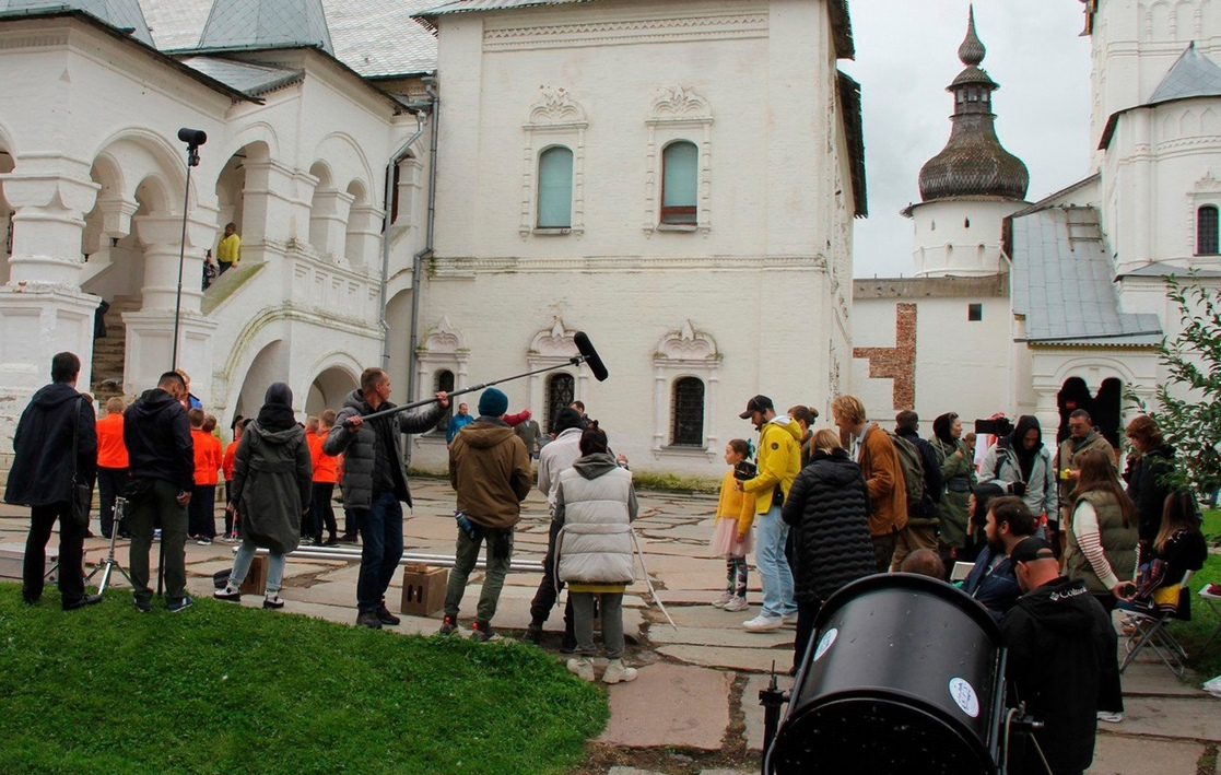 В Ярославской области снимают фильм про Ивана Грозного
