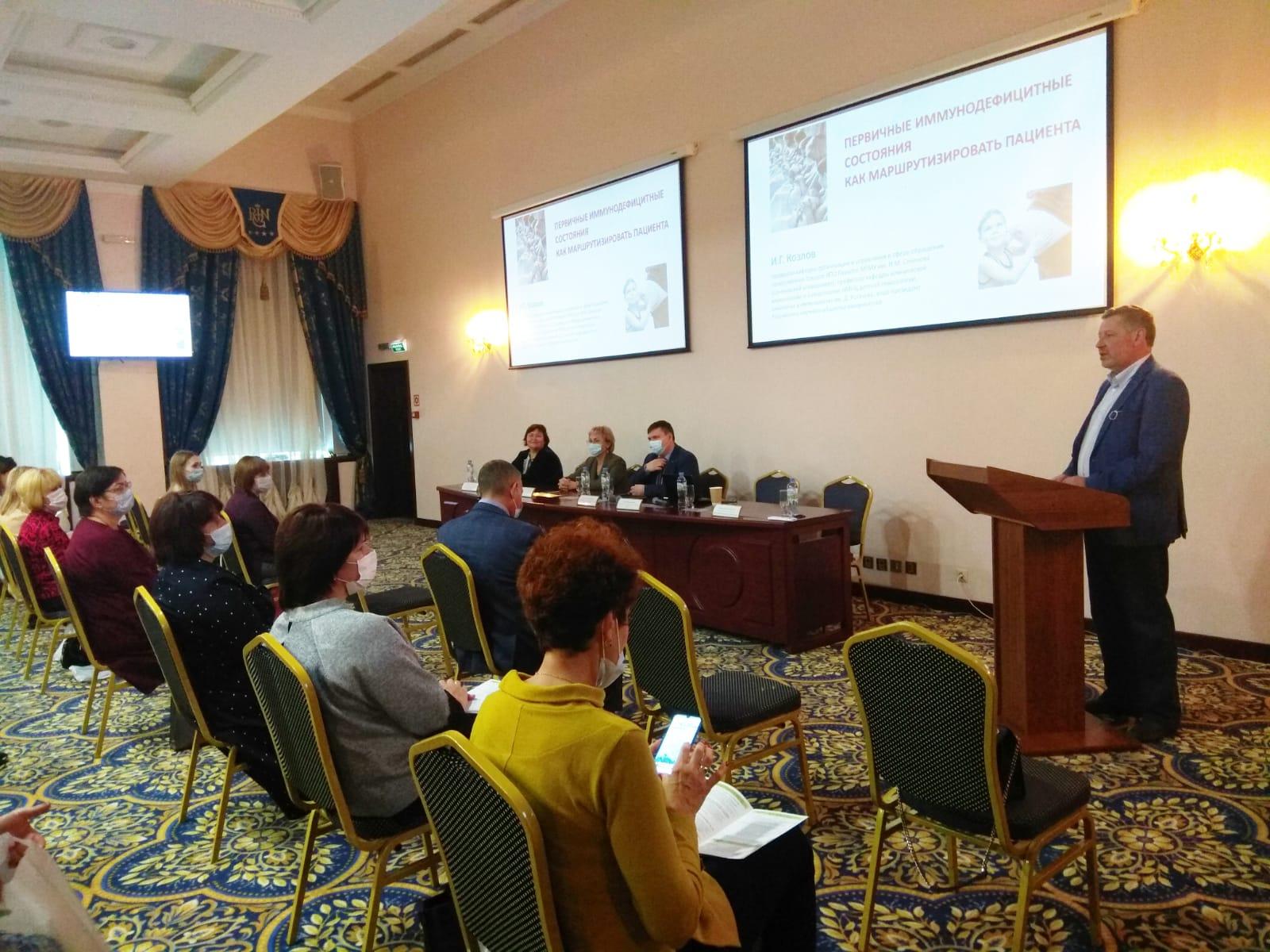 Ведущие фтизиатры ЦФО обсуждают в Ярославле лучшие практики лечения детского туберкулеза