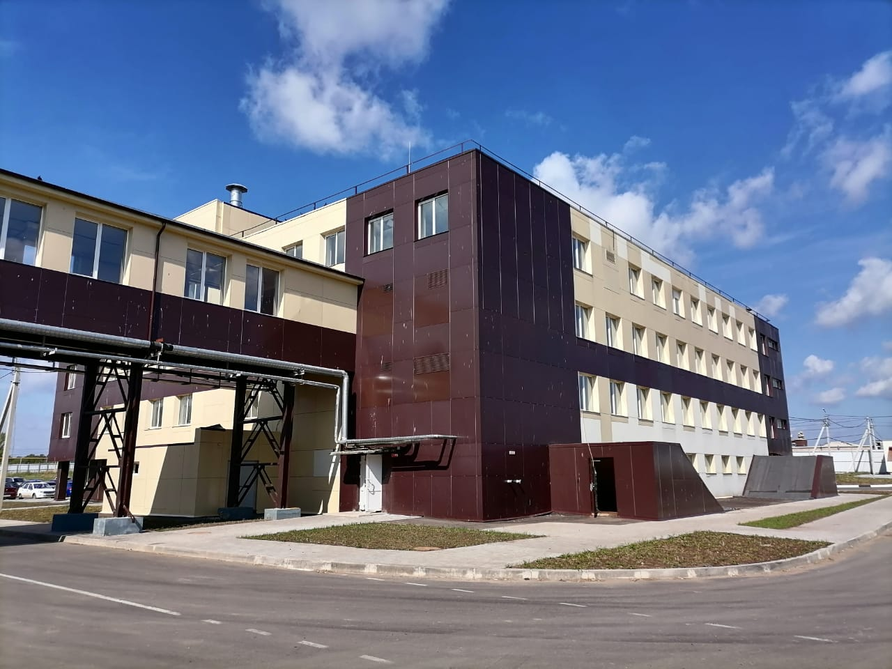 Предприниматели смогут разместить производства в новом корпусе промпарка «Мастер» в Тутаеве