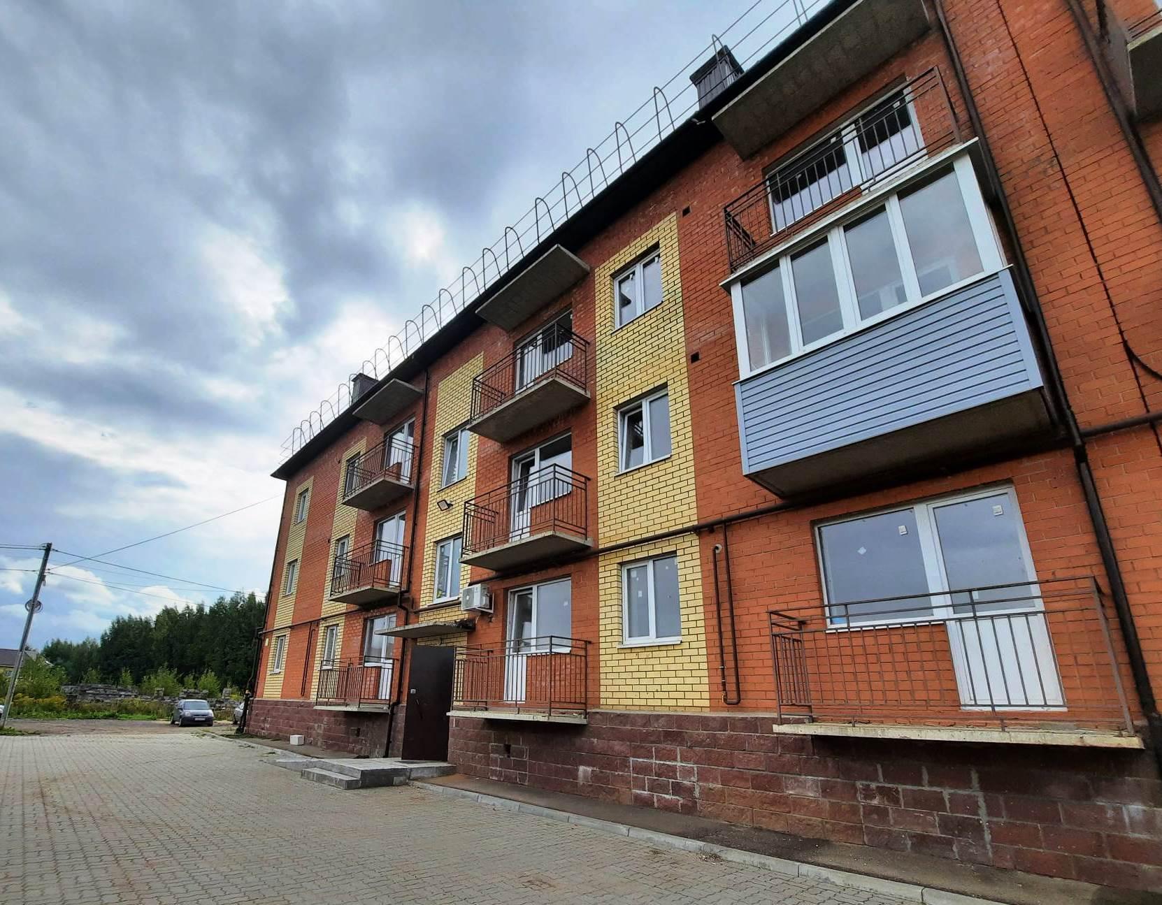 С начала года 39 детей-сирот из Ярославской области получили квартиры
