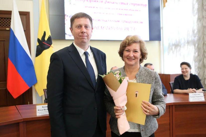 Награждены лучшие финансисты региона и победители областного конкурса «Бюджет для граждан»