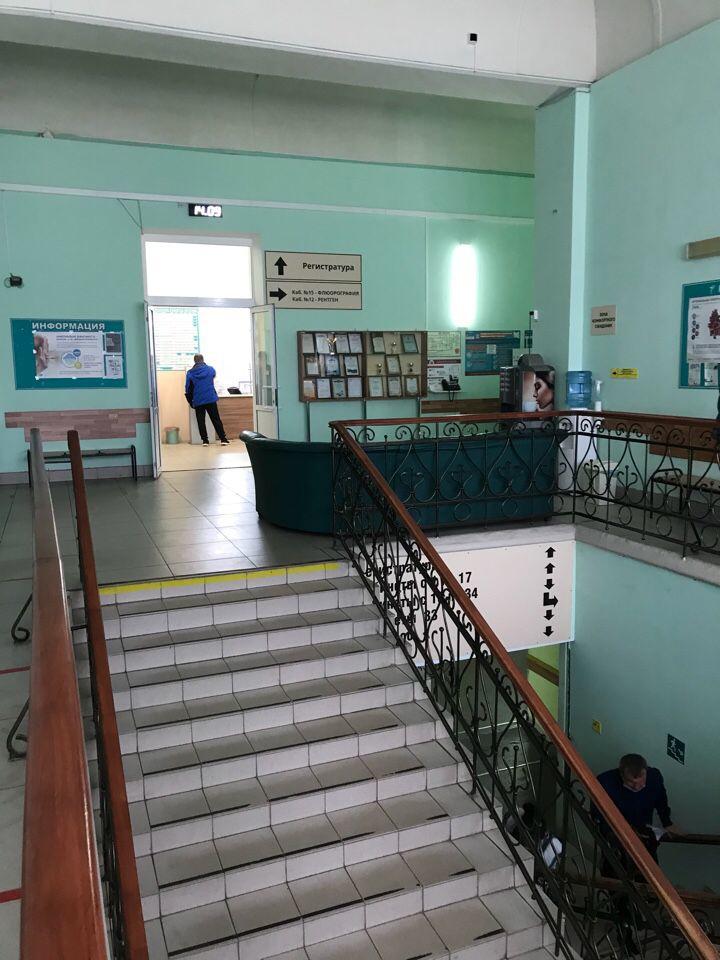 Капитальные ремонты пройдут практически во всех зданиях городской поликлиники №3 Рыбинска