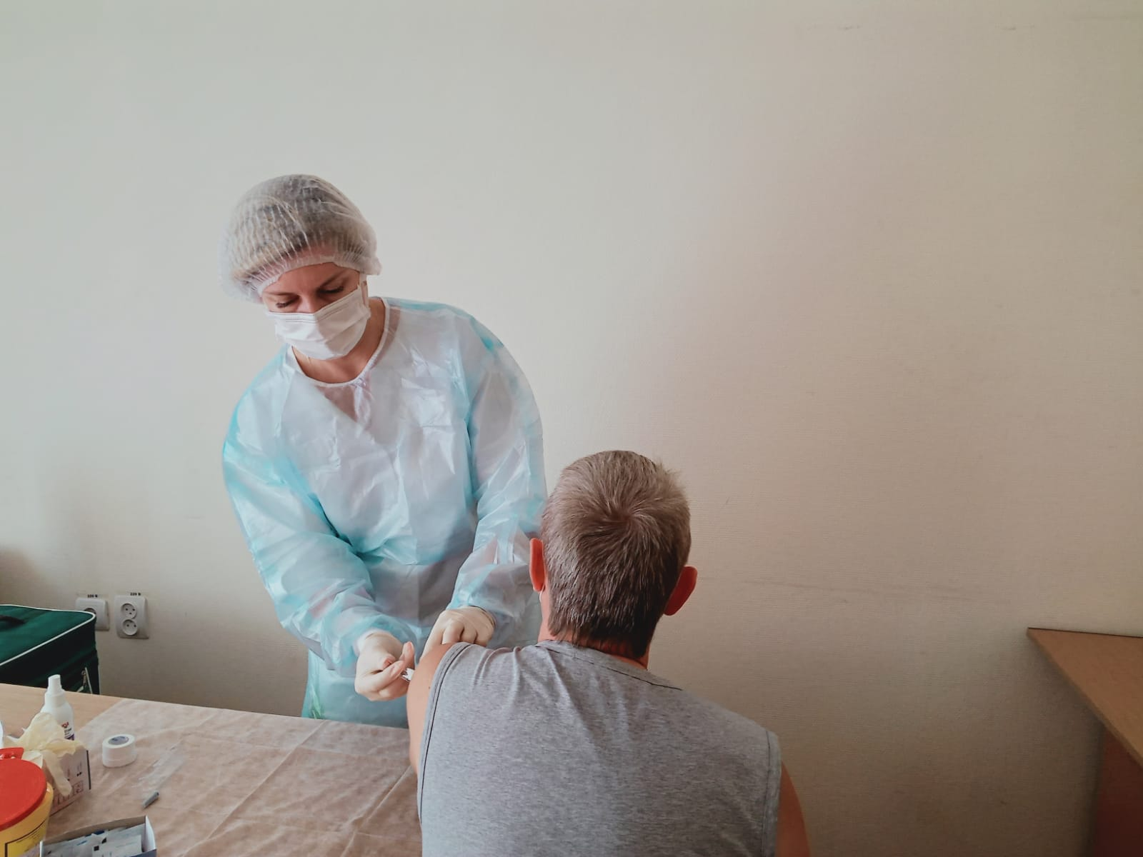 В Ярославской области стартовала вакцинация от гриппа
