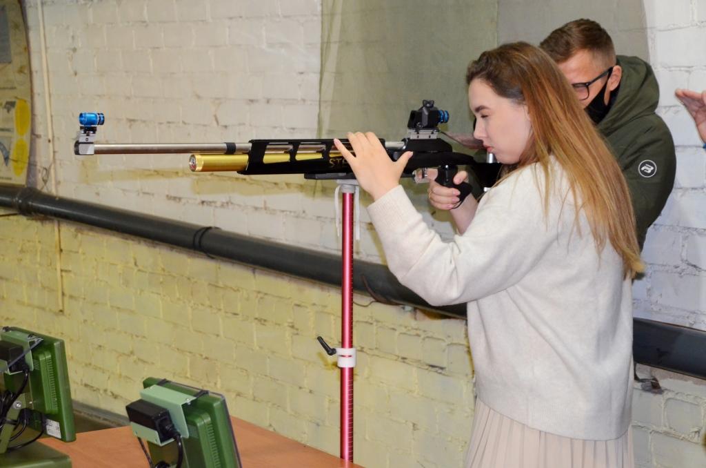 Ярославская спортшкола олимпийского резерва по стрельбе получила электронные мишени