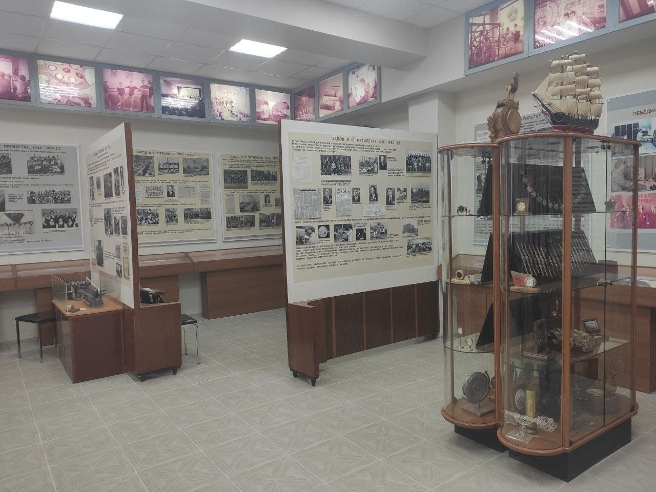 Музей Угличского часового завода возобновил работу