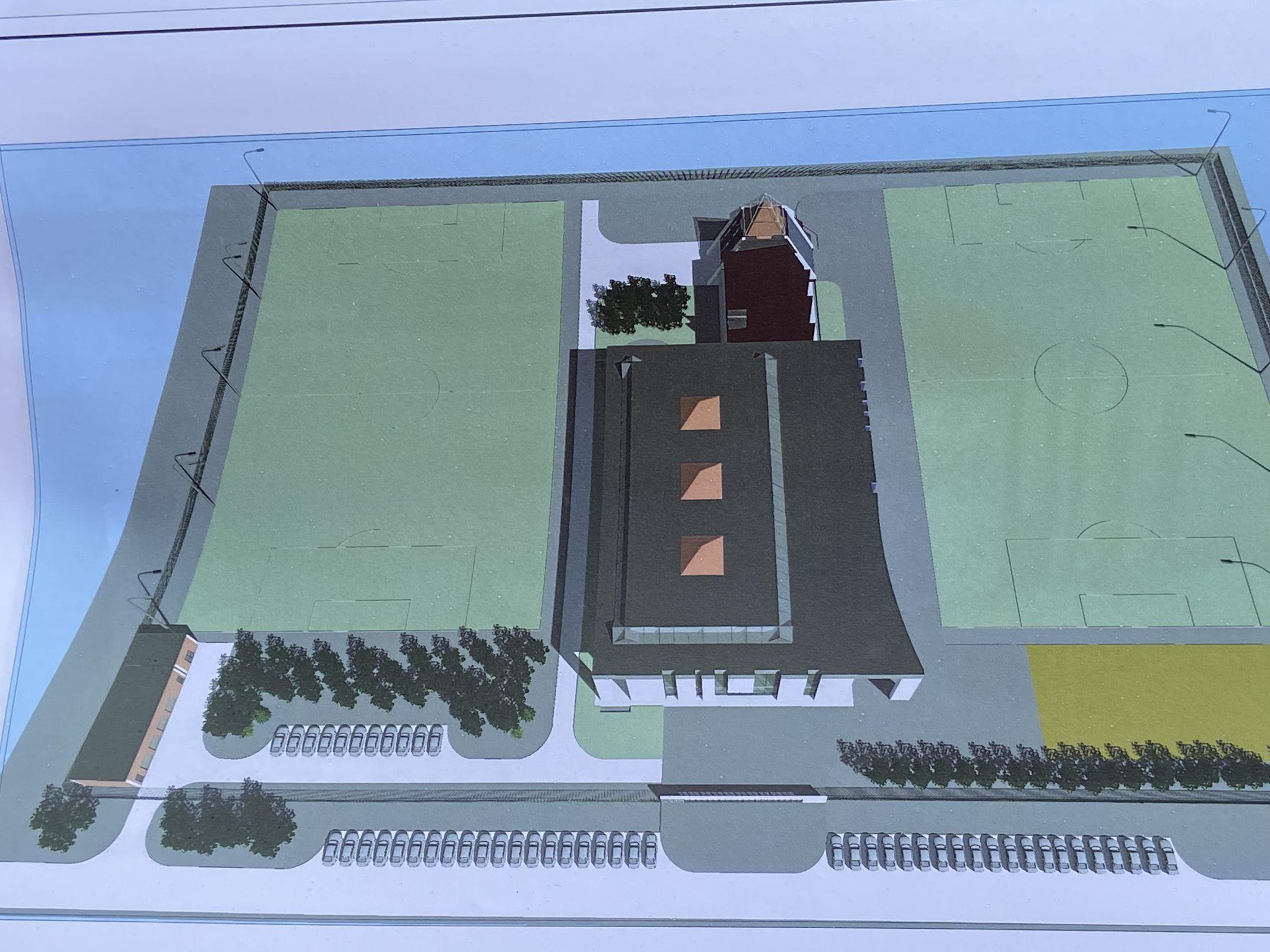 В Ярославле на месте бывшего стадиона «Красный Перекоп» готовятся построить резервную школу ФК «Шинник»