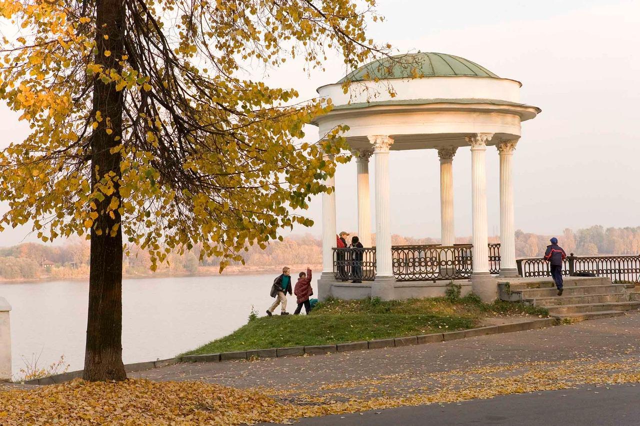 Уникальный для страны проект по объединению городского и музейного пространств реализуют в Ярославле