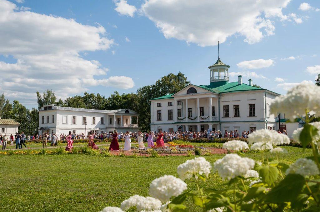 Осенний open-air пройдет в музее-усадьбе Николая Некрасова «Карабиха»