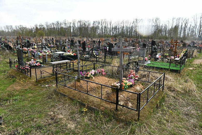 На Осташинском кладбище в Ярославле откроют новый участок