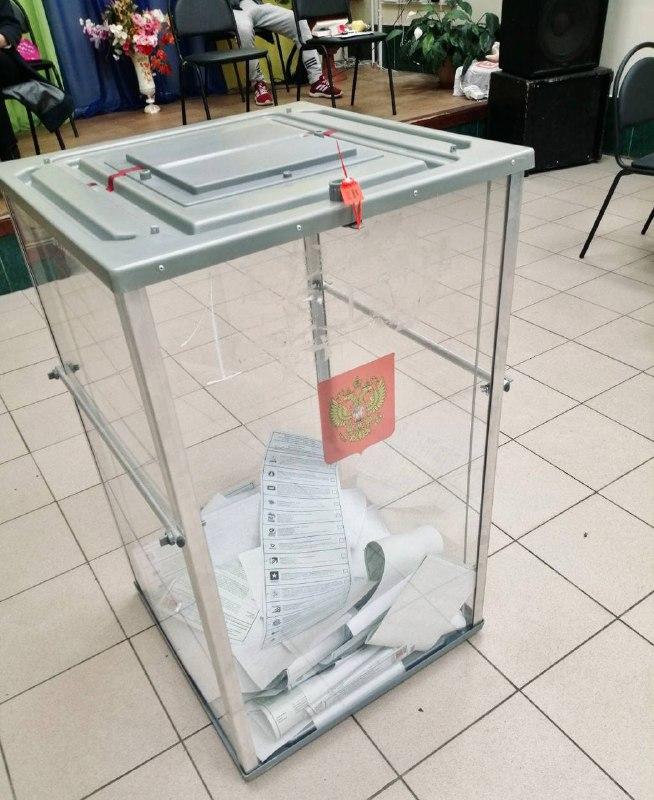 В Ярославской области во время проверки сообщения об открытой урне на избирательном участке не нашли нарушений
