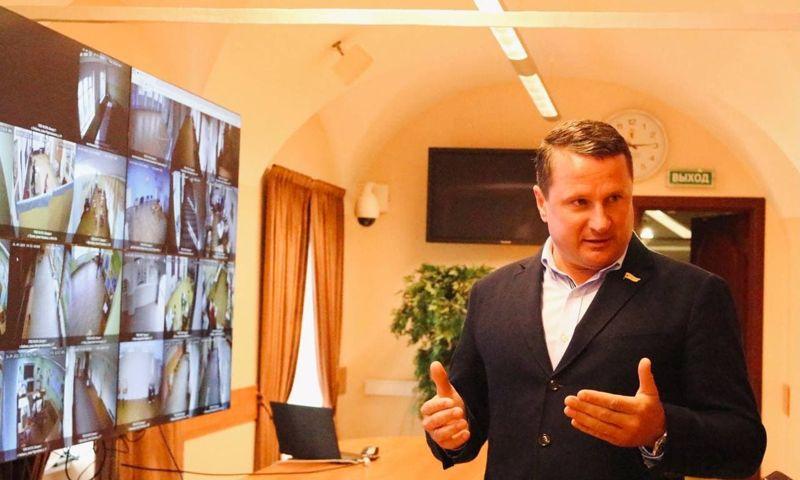 Руководитель общественного штаба и председатель облизбиркома прокомментировали ситуацию на участке в Рыбинске