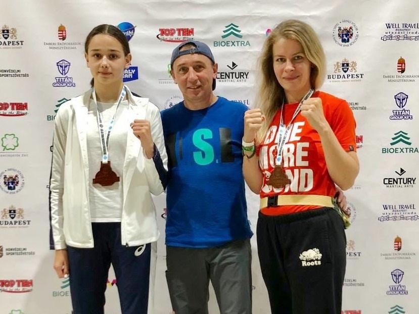 Ярославские спортсменки стали бронзовыми призерами Кубка мира по кикбоксингу