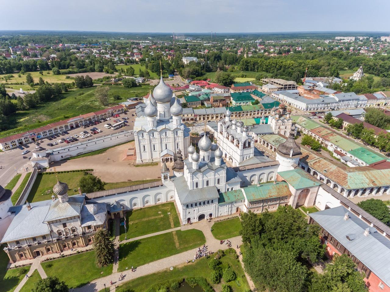 Ярмарки, мастер-классы и конкурсы подготовили в Ростове к Всемирному дню туризма